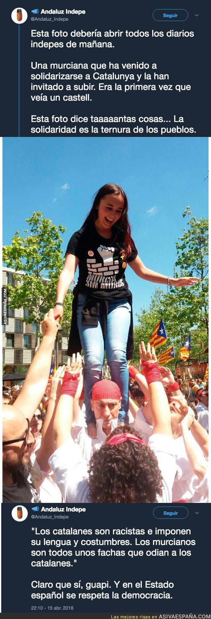 85585 - Esto es Catalunya y la solidaridad entre pueblos