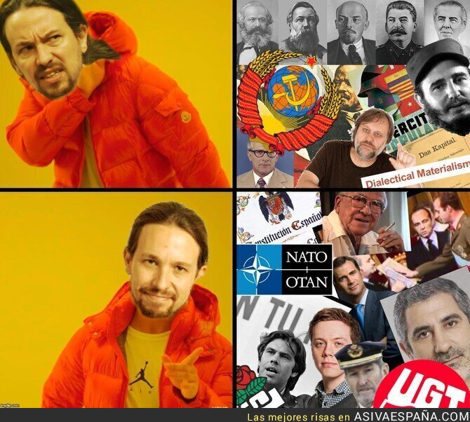 85603 - Los referentes de la izquierda en España