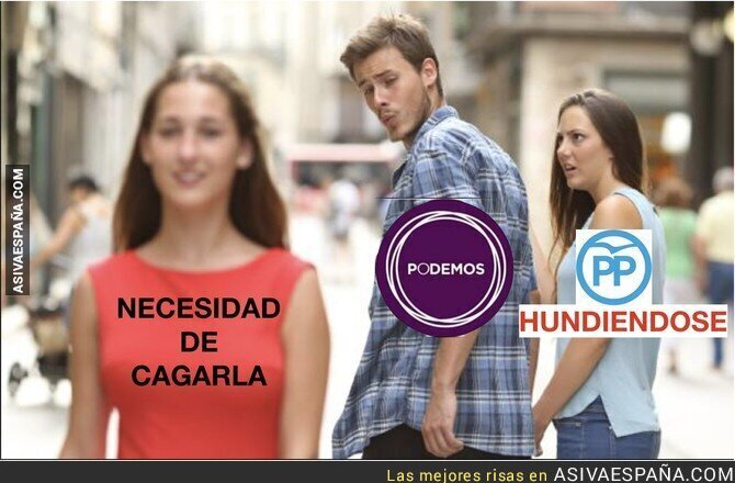 85707 - Podemos y su afán por cagarla