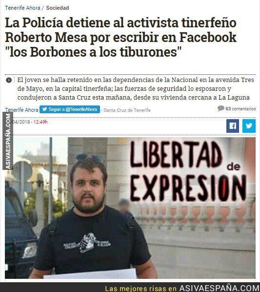 85761 - ¿Libertad de expresión?
