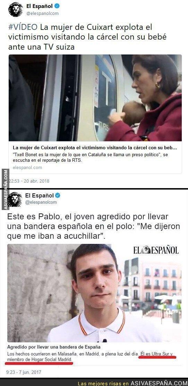 85822 - El Español es experto en el tema de victimizaciones