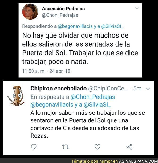 85923 - El clasismo de Ciudadanos