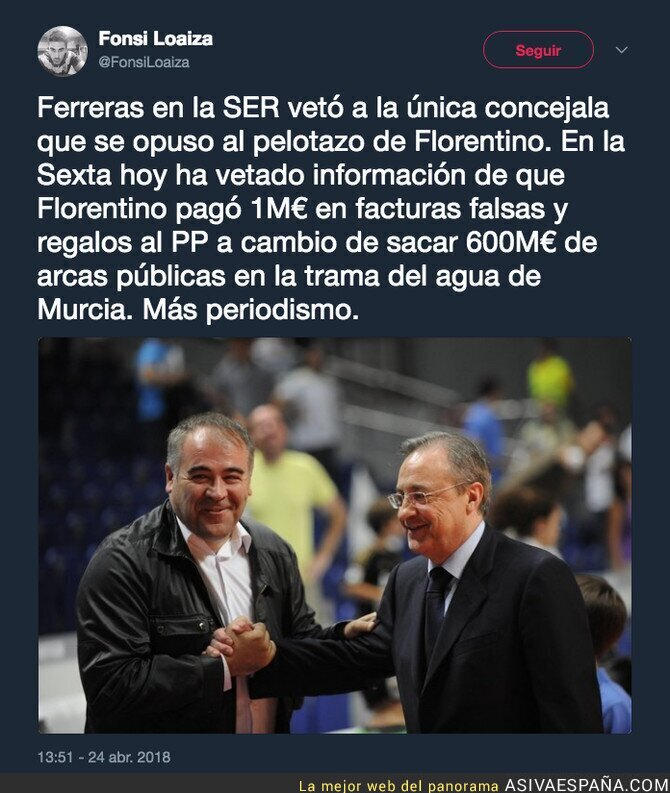 85949 - El poder de Florentino Pérez en la prensa