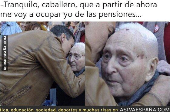 85992 - Pedro Sánchez no inspira confianza entre sus votantes de la tercera edad