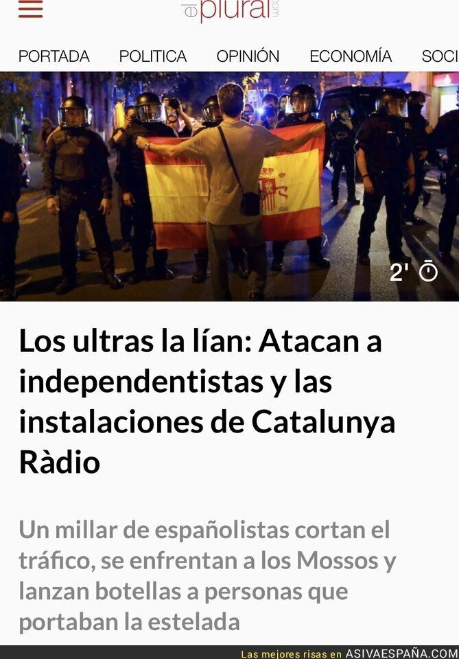 86010 - Tipica noche que la lias por España.