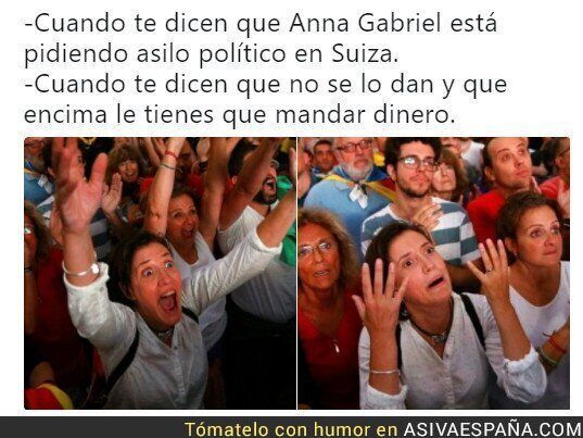 86056 - Malas noticias para Anna Gabriel