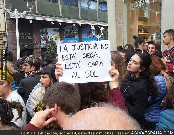 86063 - El resumen de la justicia en España