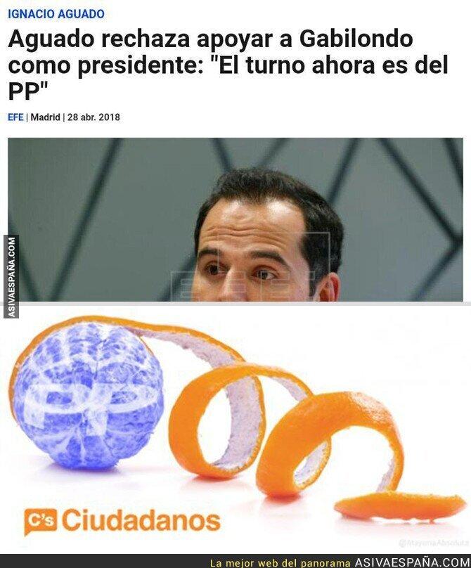 86241 - Por si no había quedado claro lo de Ciudadanos te lo confirma Ignacio Aguado