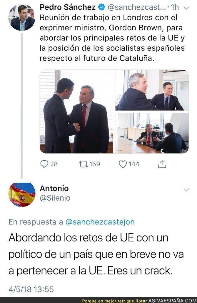 86333 - Pedro Sánchez siempre mirando al futuro con el PSOE