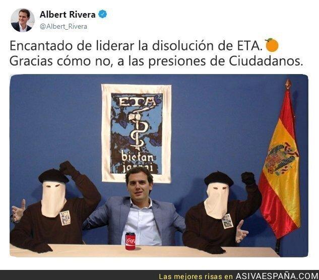 86340 - Albert Rivera siempre quiere apuntarse la victoria