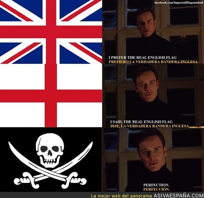 86356 - La verdadera bandera de Inglaterra
