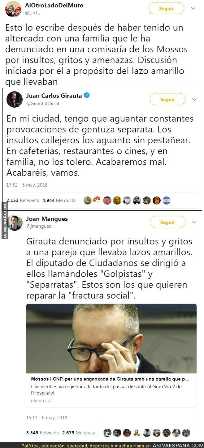 86437 - Baia baia... Quién lo diría con lo respetuoso que es en las tertulias