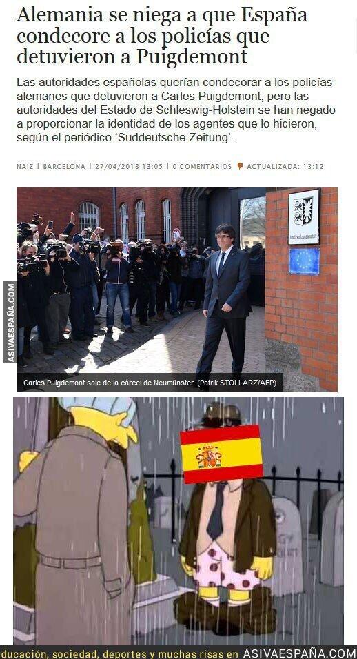 86530 - España no se cansa de hacer el ridículo