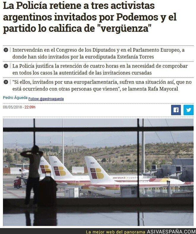86554 - ¿Podemos seguir diciendo que España es una democracia?