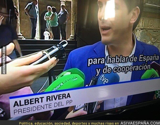 87036 - ÚLTIMA HORA: TVE nos revela quien es el verdadero presidente del PP