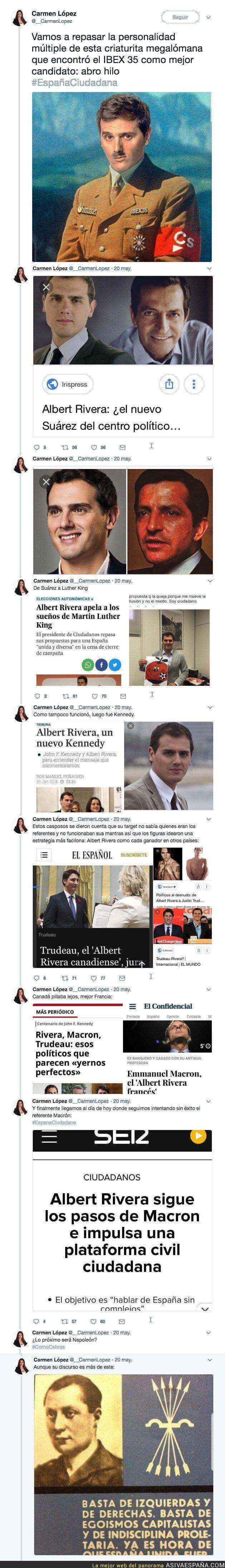 87191 - Esto es Albert Rivera para la prensa (y el IBEX)