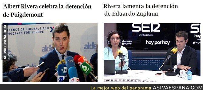 87261 - Albert Rivera lamenta las detenciones de españoles