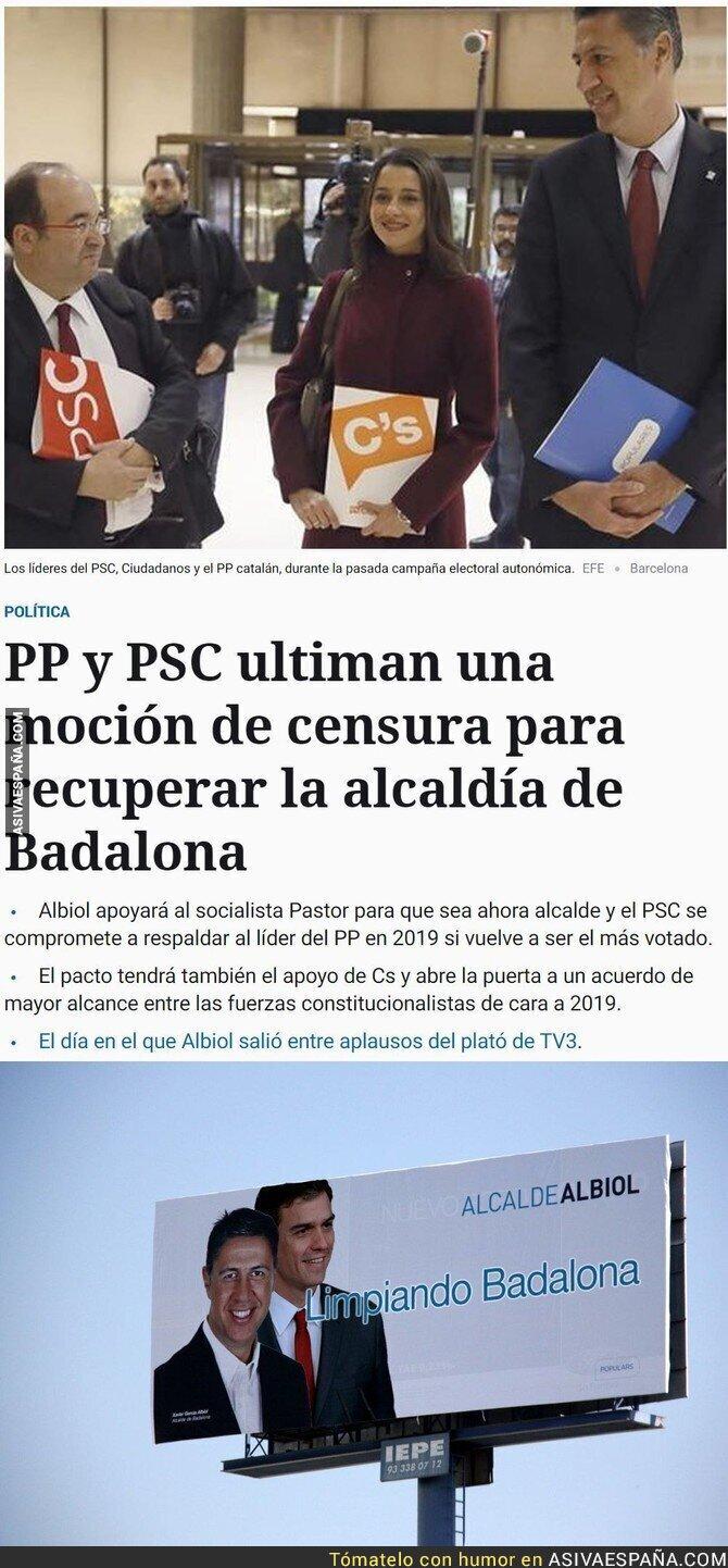 87358 - PPSOE: Albiol dará la alcaldía al PSOE ahora si se compromete a devolvérsela el año que viene