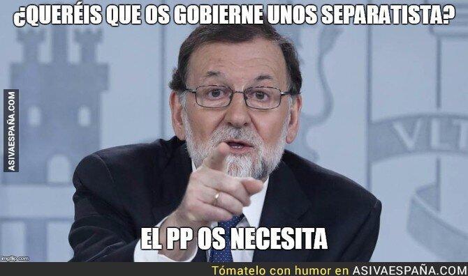 87409 - El tío Rajoy os necesita