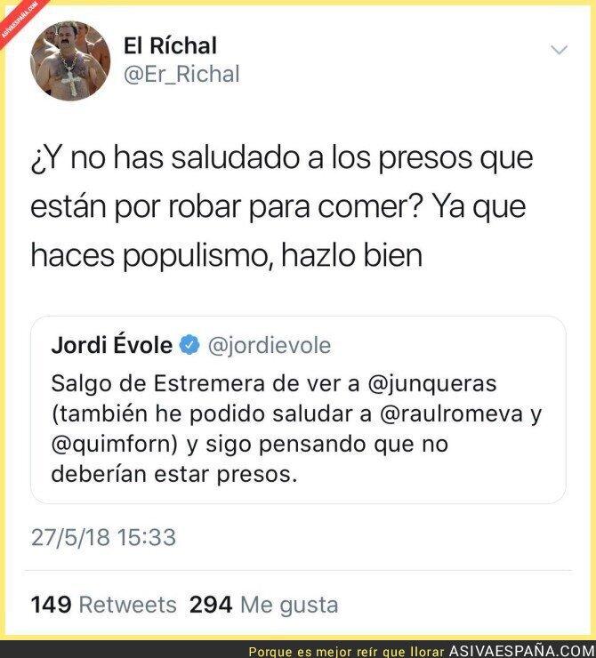 87465 - Jordi Évole y su populismo