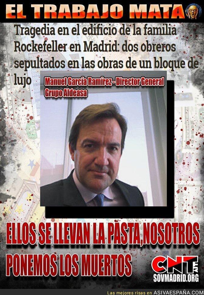 87633 - No olvidamos a los 2 obreros muertos en Madrid.