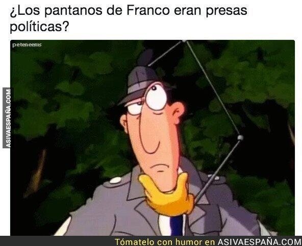 87695 - Los pantanos de Franco
