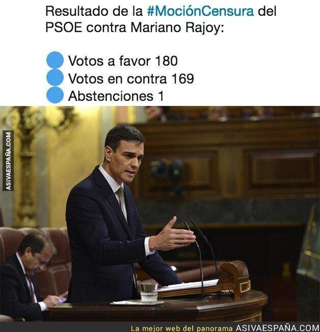 87718 - ¡Pedro Sánchez presidente de España!