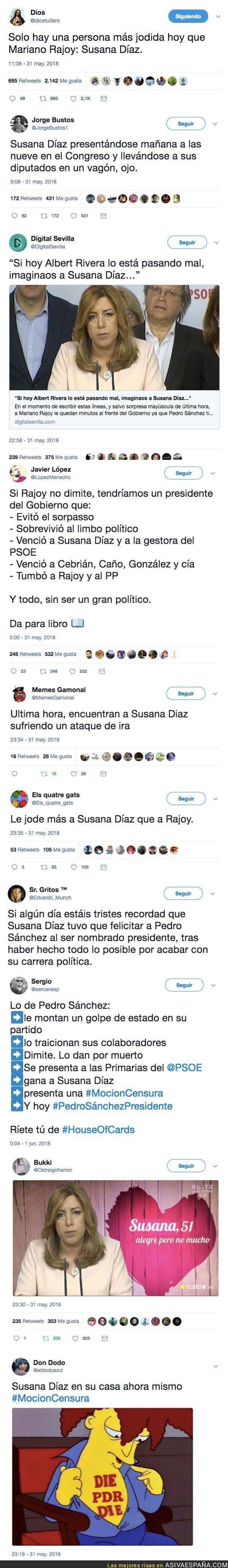 87725 - La persona más jodida porque Pedro Sánchez sea presidente del Gobierno y de la que todo el mundo se está acordando