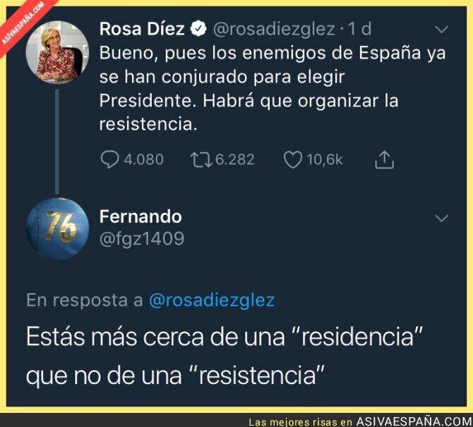 87772 - Rosa, ¡la pastilla!