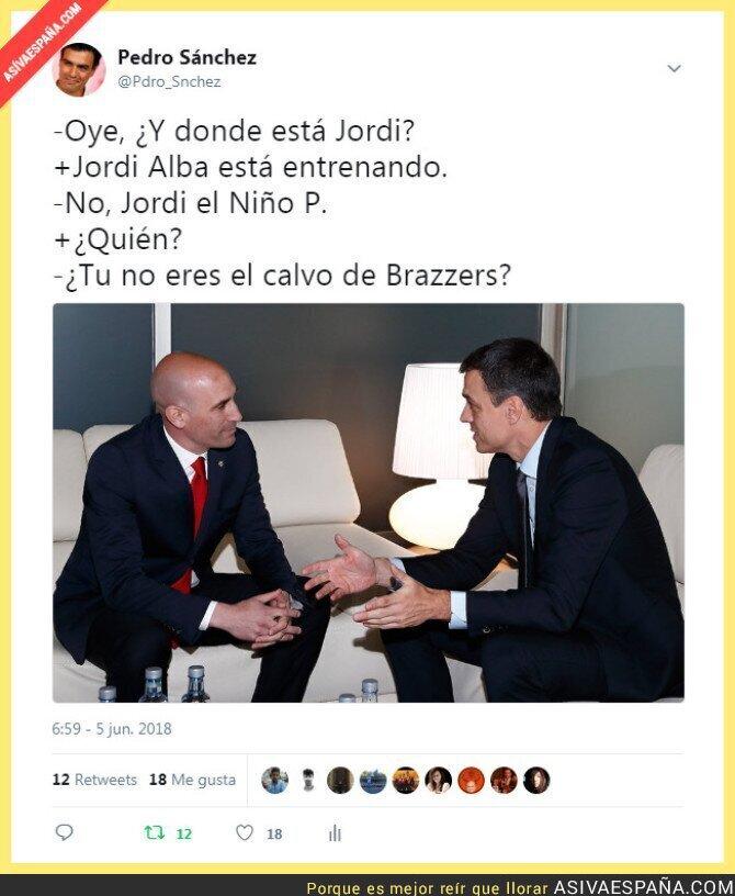 87976 - Pedro Sánchez reunido