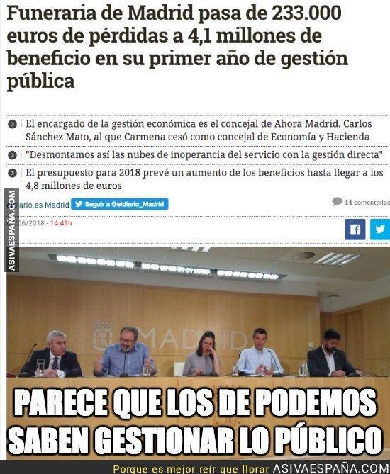 88074 - Están convirtiendo Madrid en Venezuela, eh