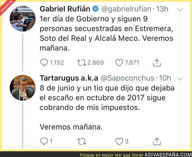 88094 - ¿Qué palabra tiene Gabriel Rufián?