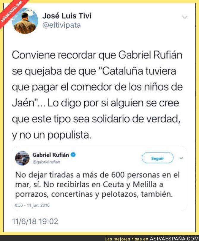 88242 - El zasca matutino a Rufián