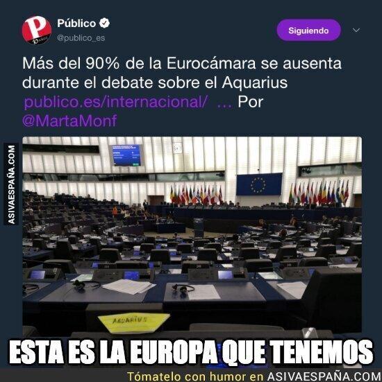88383 - Una Europa de vergüenza
