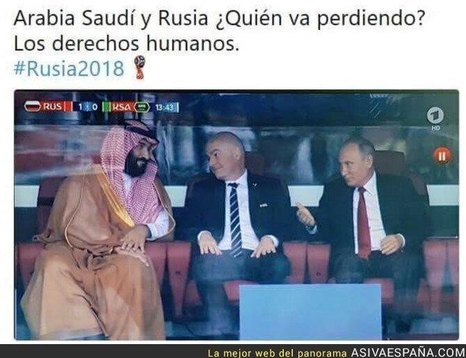 88384 - Interesante duelo en el Mundial de Rusia