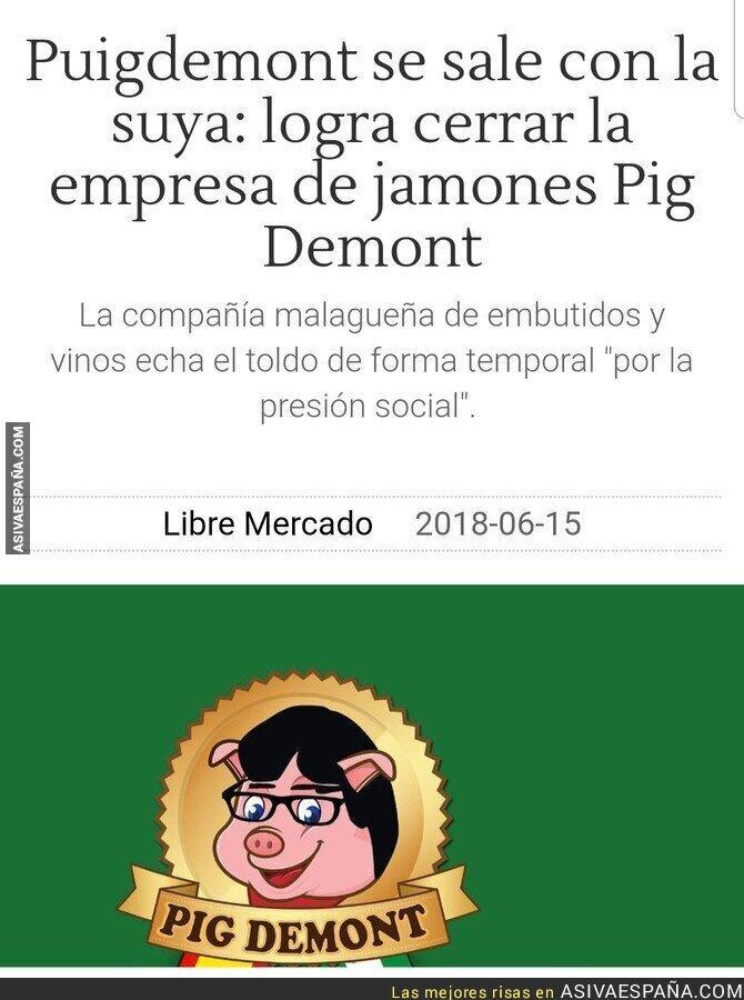 88446 - Cierra Pig Demont