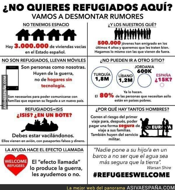 88539 - Rumores sobre los refugiados