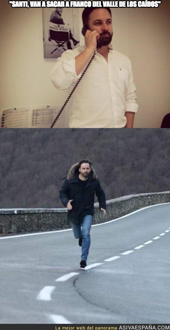 88596 - Santiago Abascal no permitirá que rompan -más- España
