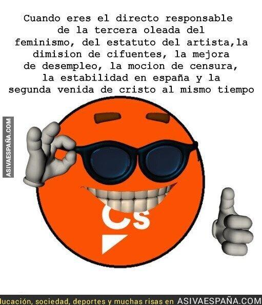 88640 - Ciudadanos los salvadores de España