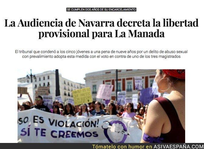 88690 - Libertad para La Manada