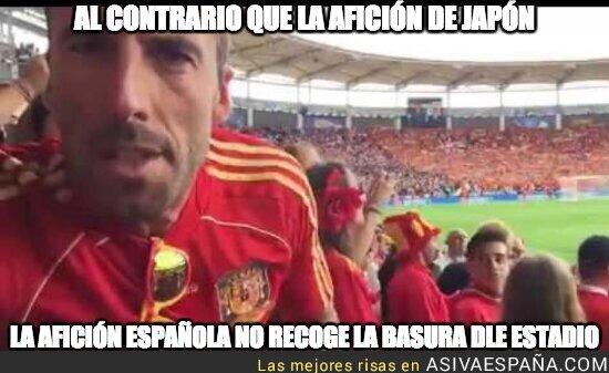 88709 - La afición española no aprende