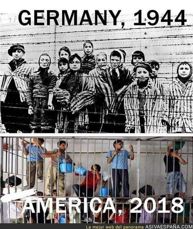 88716 - La Alemania de Hitler y los Estados Unidos de Trump