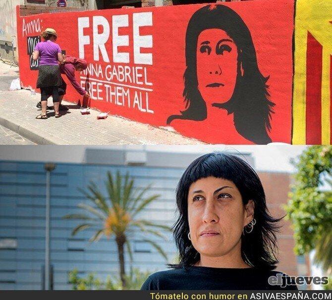 88726 - Si la cara del grafiti fuese real...