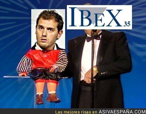 88775 - Rivera es al IBEX, lo que Monchito es a José Luis Moreno
