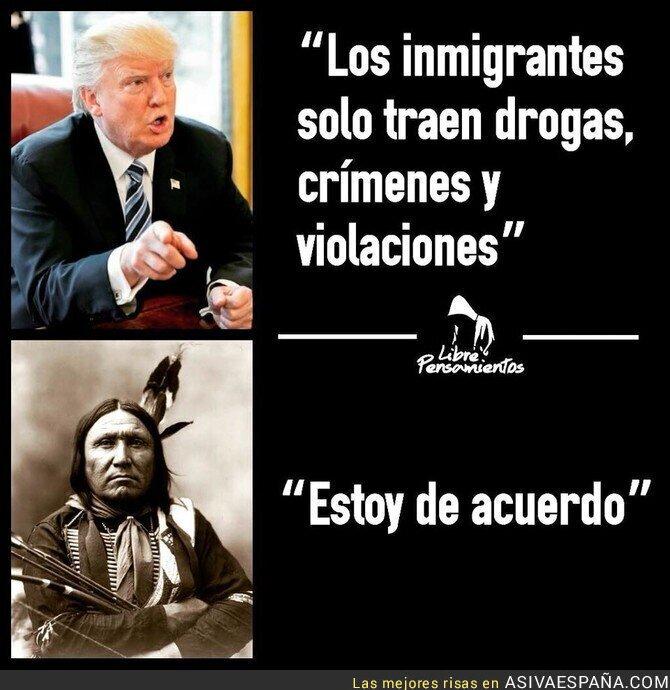 88821 - Los inmigrantes son malos para América