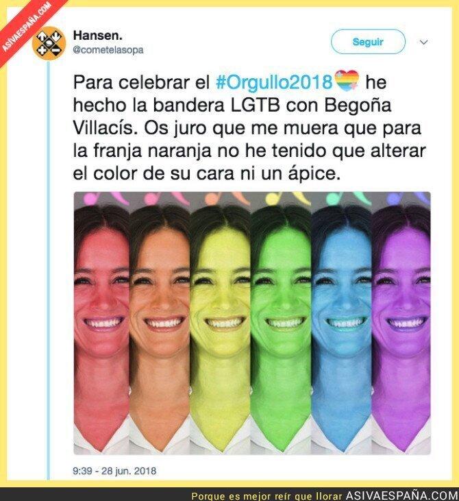 88993 - Los colores de Begoña Villacís