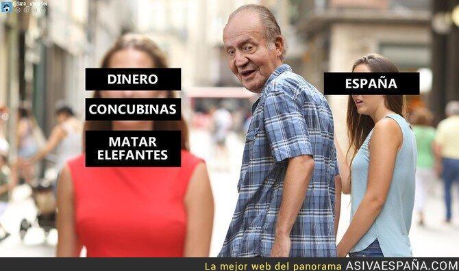 89492 - Las preferencias del Rey Juan Carlos
