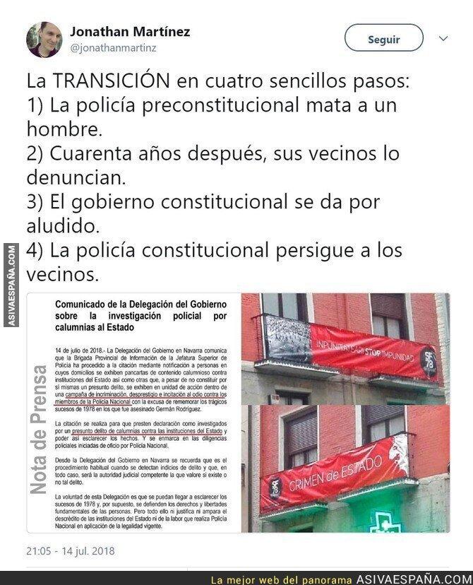 89647 - De la mano del nuevo gobierno del PSOE, os traemos un poco más de represión y Mordaza como la del PP