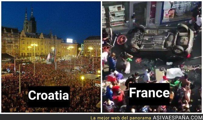 89731 - Esto es lo que pasó en Francia cuando ganó el Mundial, no quiero imaginarme si lo hubieran perdido...
