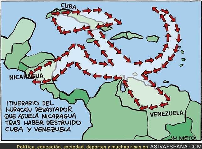 89850 - Un huracán llamado Comunismo